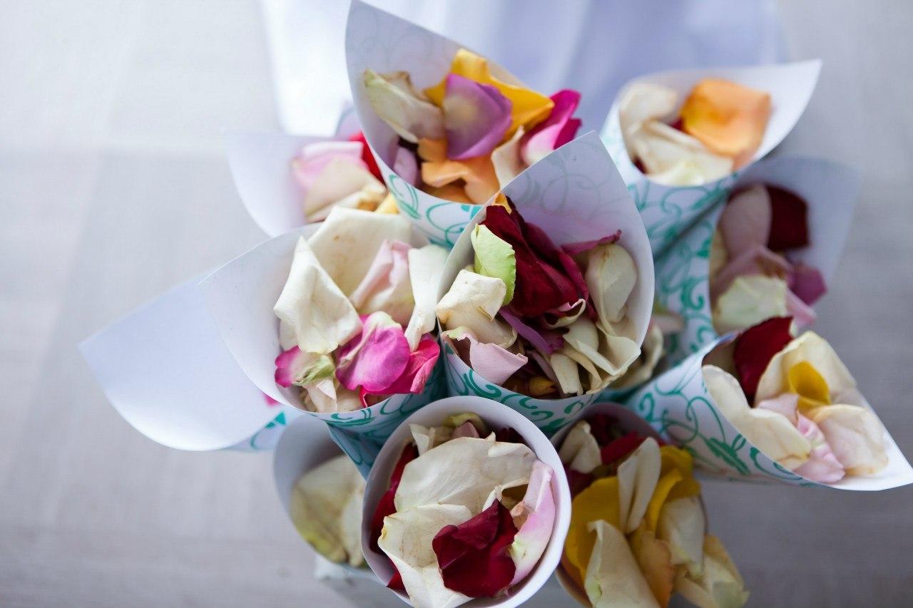 Поделки из лепестков роз своими руками - Пион-Декор