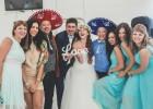 Русско-мексиканская свадьба в стиле рустик